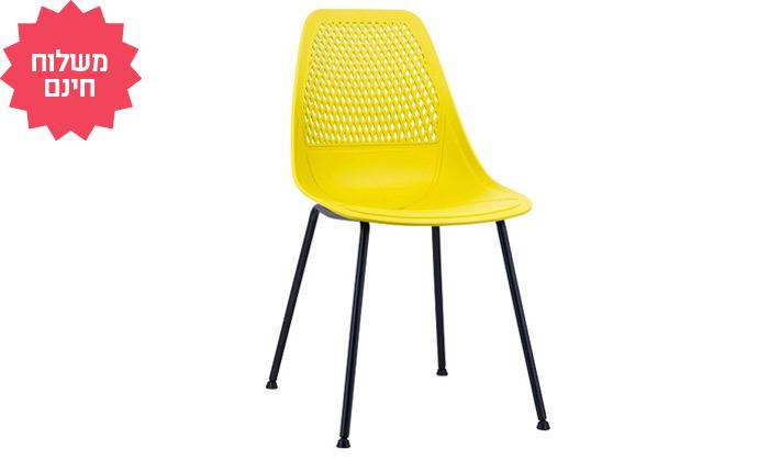 4 כיסא אוכל דגם 7043 של Take It, משלוח חינם