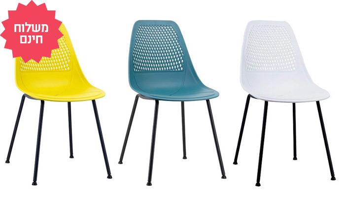 2 כיסא אוכל דגם 7043 של Take It, משלוח חינם