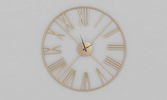 4 שעון קיר דגם רדינג