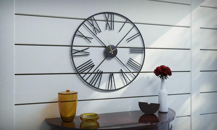 5 שעון קיר דגם רדינג
