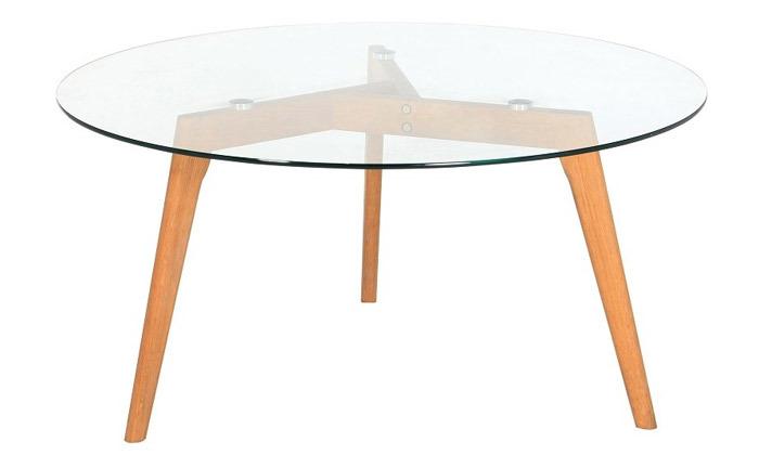 4 שולחן קפה עגול Take It דגם 9235