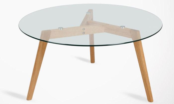 2 שולחן קפה עגול Take It דגם 9235