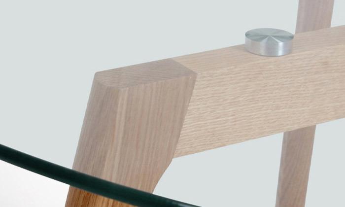 3 שולחן קפה עגול Take It דגם 9235