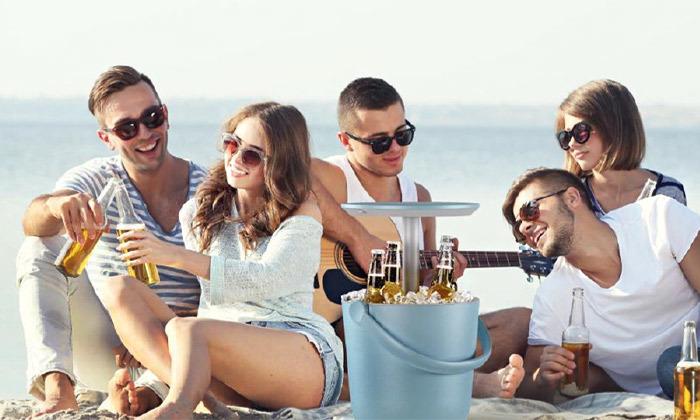 8 בר משקאות נייד GO BAR של כתר