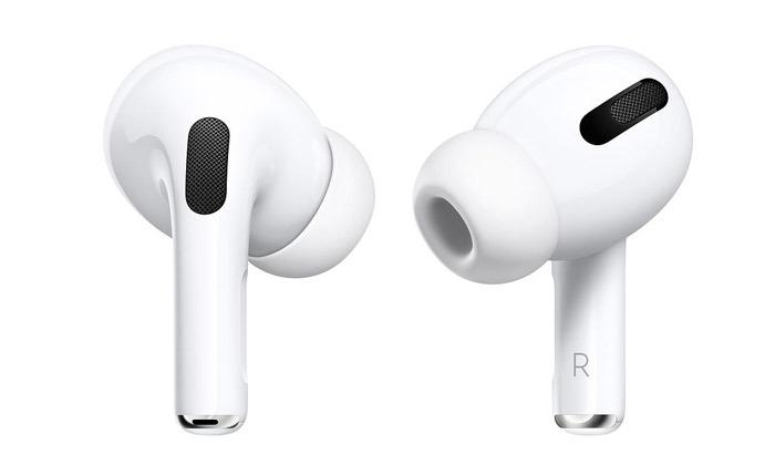 3 אוזניות Apple AirPods אלחוטיות