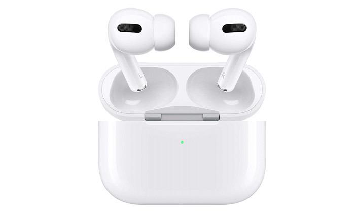 2 אוזניות Apple AirPods אלחוטיות
