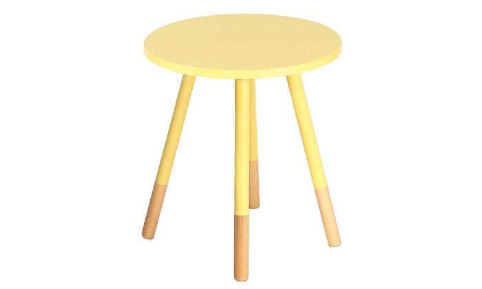 3 שולחן צד עגול Take It דגם 9214
