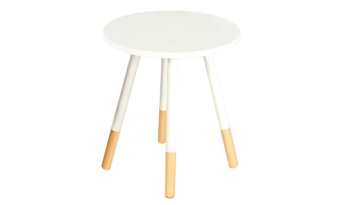 4 שולחן צד עגול Take It דגם 9214