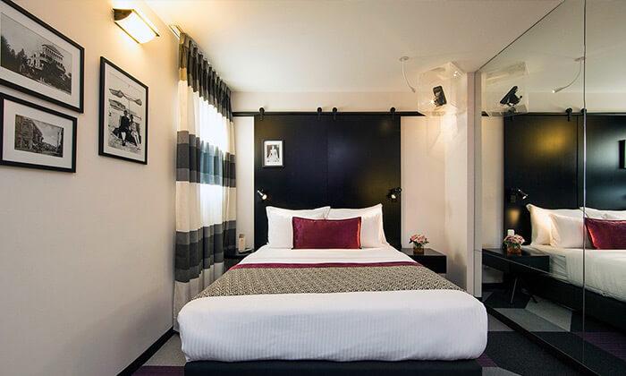 """7 חופשה במלון סינמה, דיזינגוף ת""""א - רשת מלונות אטלס"""