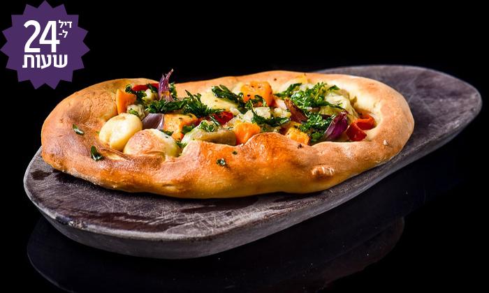 8 ל-24 שעות: מסעדת לחם בשר הכשרה למהדרין, מרינה הרצליה