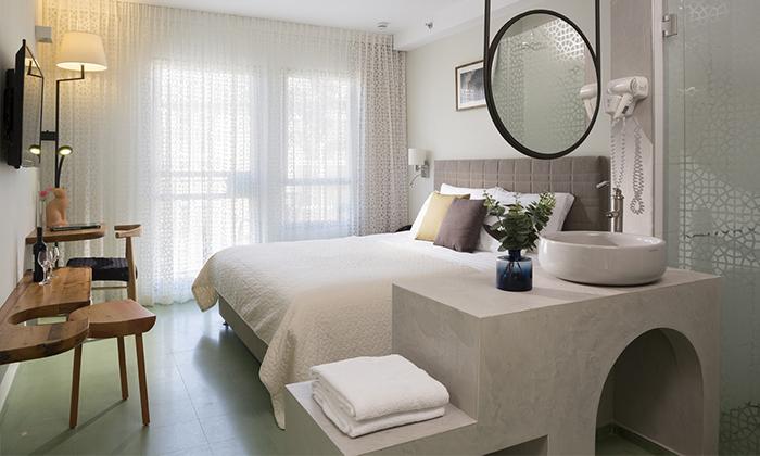 """4 ספטמבר במלון הבוטיק מרגוזה תל אביב - יפו, כולל סופ""""ש וחגים"""