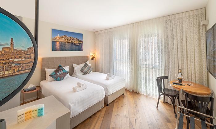 """6 ספטמבר במלון הבוטיק מרגוזה תל אביב - יפו, כולל סופ""""ש וחגים"""