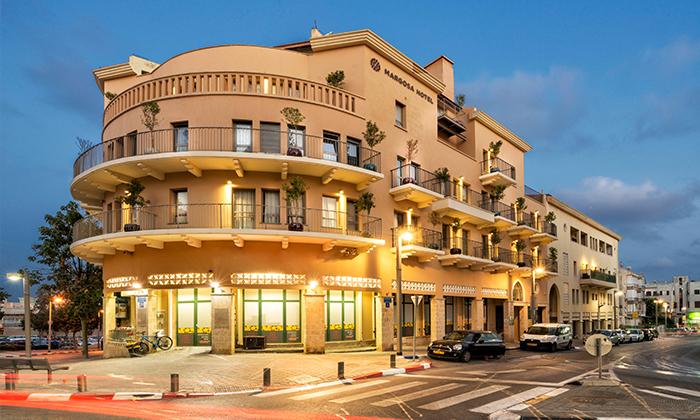 """3 ספטמבר במלון הבוטיק מרגוזה תל אביב - יפו, כולל סופ""""ש וחגים"""
