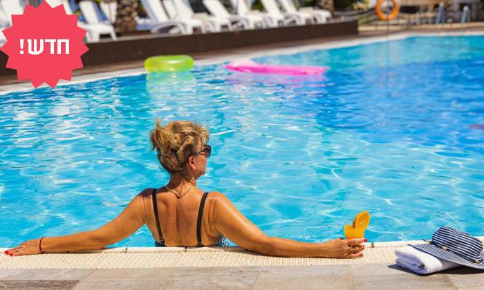 12 חופשת קיץ בצפון במלון SeaLife נהריה - ילד חינם
