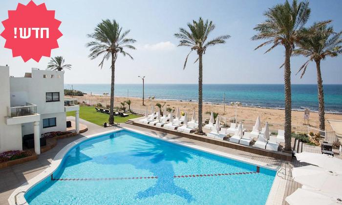 17 חופשת קיץ בצפון במלון SeaLife נהריה - ילד חינם