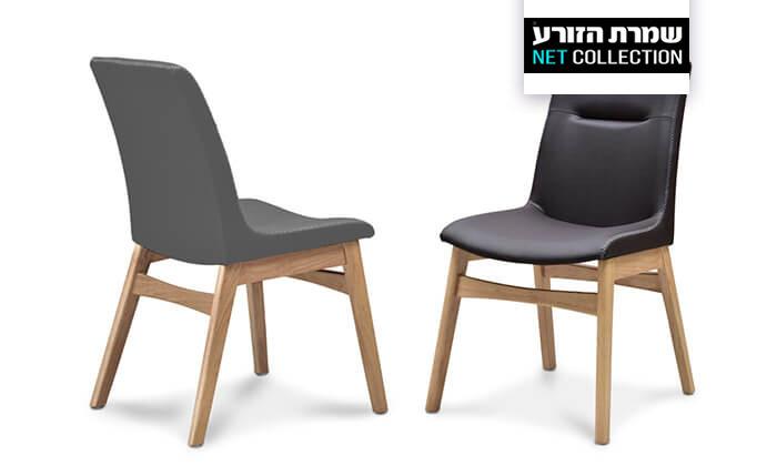 2 כיסאות לפינת אוכל של שמרת הזורע