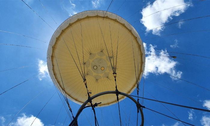 4 חווית טיסה בכדור פורח עם TLV Balloon, פארק הירקון