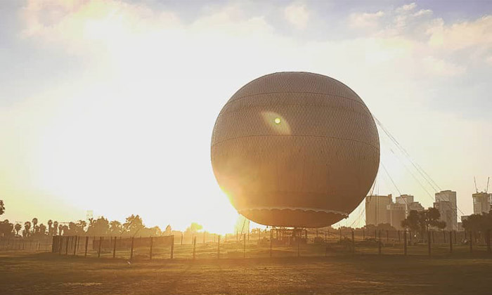 10 חווית טיסה בכדור פורח עם TLV Balloon, פארק הירקון