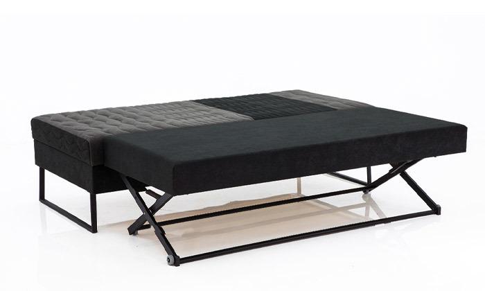 5 מיטת נוער עם ארגז מצעים ומיטת חבר של שמרת הזורע