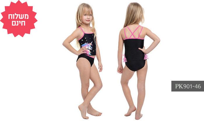3 2 בגדי ים לילדות במגוון דגמים Gottex - משלוח חינם