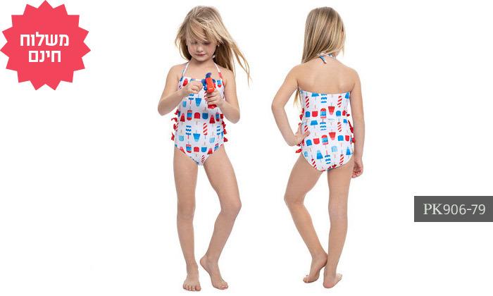 4 2 בגדי ים לילדות במגוון דגמים Gottex - משלוח חינם