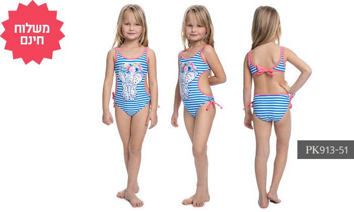 9 2 בגדי ים לילדות במגוון דגמים Gottex - משלוח חינם