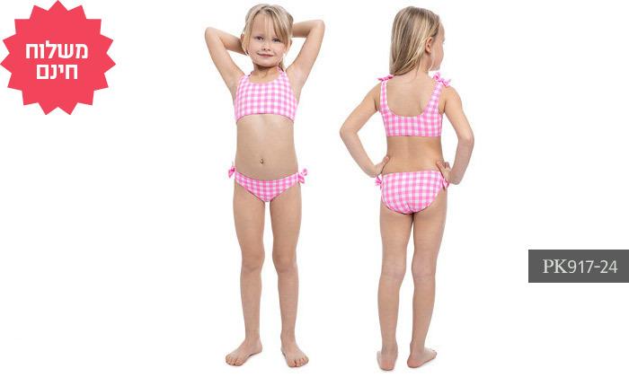 12 2 בגדי ים לילדות במגוון דגמים Gottex - משלוח חינם