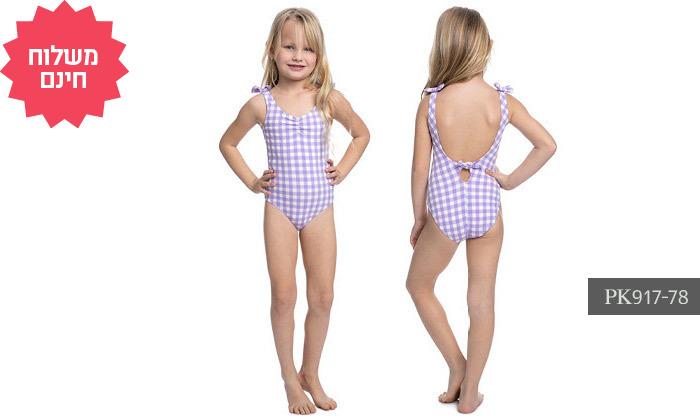 13 2 בגדי ים לילדות במגוון דגמים Gottex - משלוח חינם