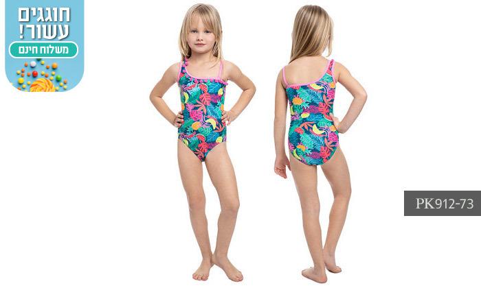 8 2 בגדי ים לילדות במגוון דגמים Gottex - משלוח חינם