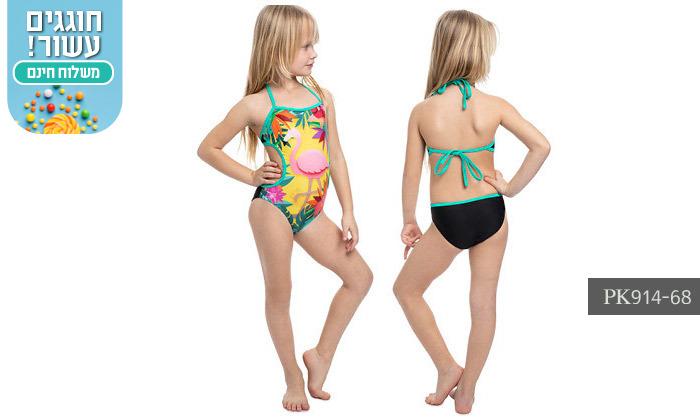 10 2 בגדי ים לילדות במגוון דגמים Gottex - משלוח חינם