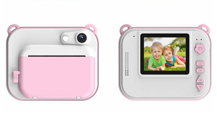 4 מצלמה מדפיסה לילדים