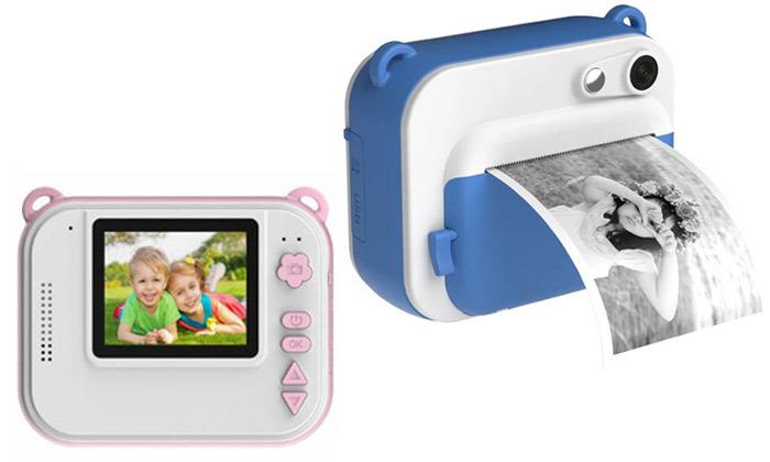 2 מצלמה מדפיסה לילדים