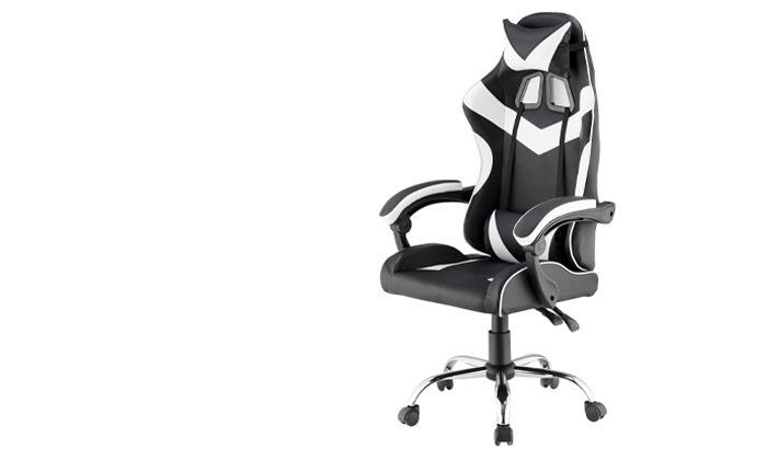 8 כיסא גיימרים אורתופדי NINJA Extrim