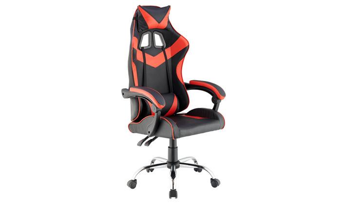 4 כיסא גיימרים אורתופדי NINJA Extrim
