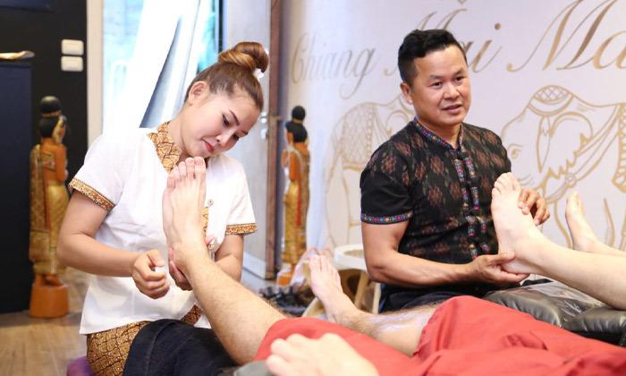 10 חבילת עיסוי תאילנדי בספא צ'אנג מאי, בוגרשוב תל אביב