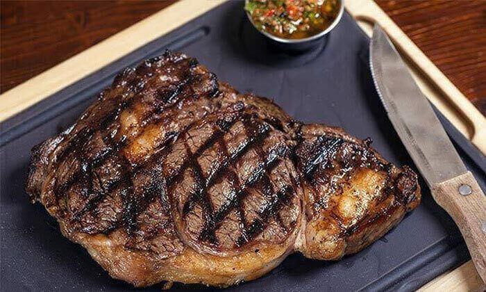 10 ארוחה זוגית בכל סניפי רשת רק בשר, גם ב-T.A