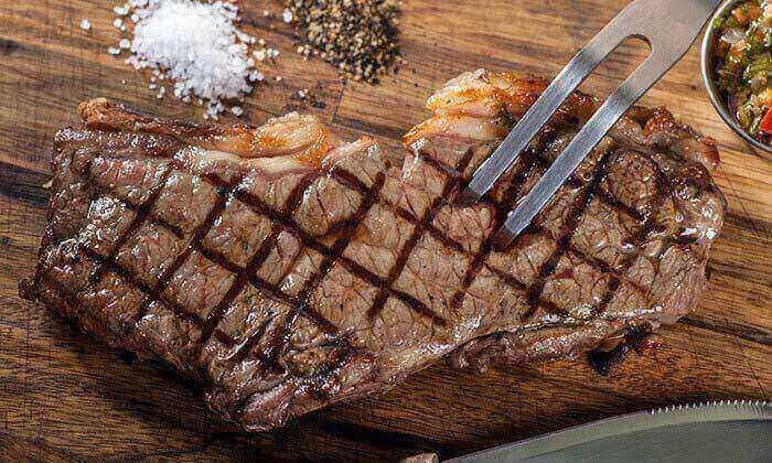 2 ארוחה זוגית בכל סניפי רשת רק בשר, גם ב-T.A