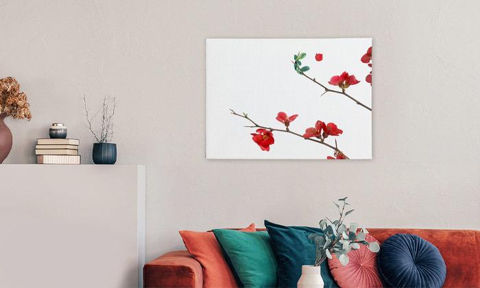 3 הדפסת תמונה בעיצוב אישי על קנבס באתר ZOOMA
