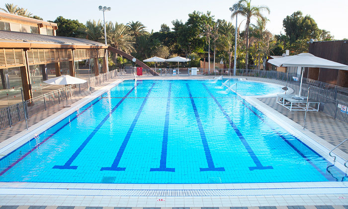 5 חמי געש - יום כיף במרחצאות ובבריכת השחייה
