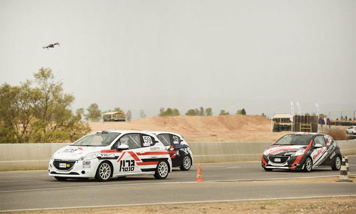 6 חווית נהיגה אתגרית עם פרודרייב PRODRIVE, לטרון