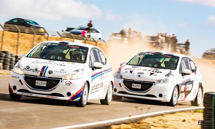2 חווית נהיגה אתגרית עם פרודרייב PRODRIVE, לטרון