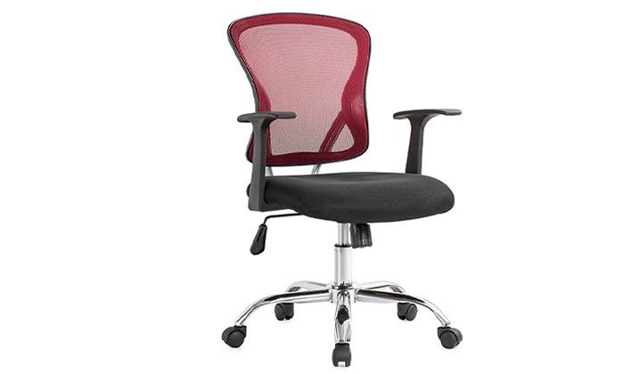 4 כיסא משרדי דגם 8422