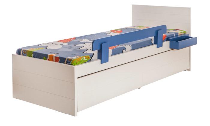 5 מיטת ילדים עם מגירת אחסון דגם מיתר, קוד קוד