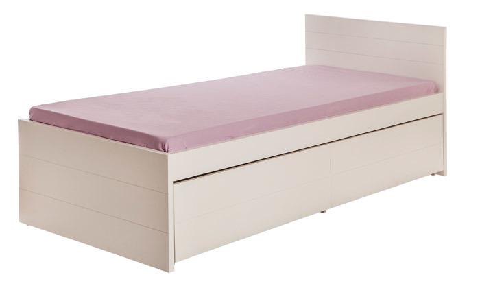 2 מיטת ילדים עם מגירת אחסון דגם מיתר, קוד קוד