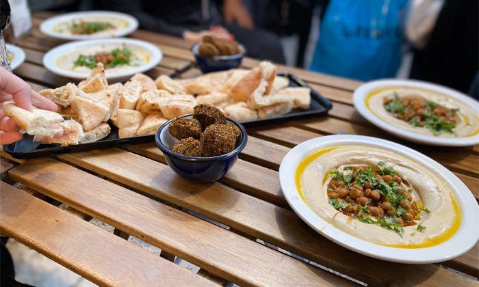 2 סיור לילה בשוק מחנה יהודה עם Israel 2GO