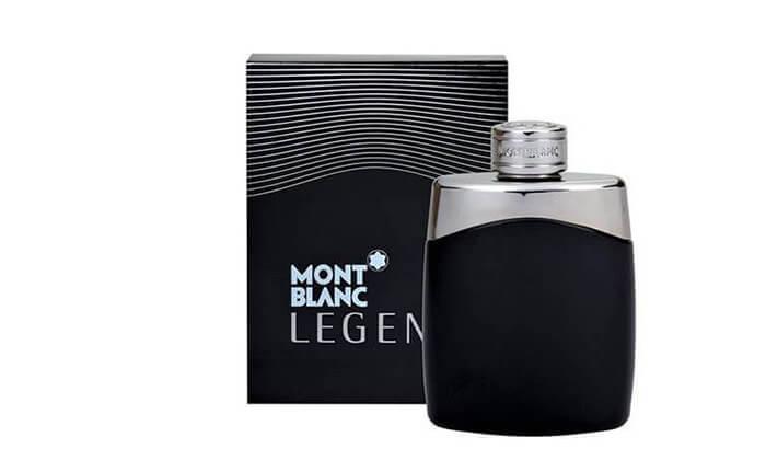 2 בושם לגבר Mont Blanc Legend