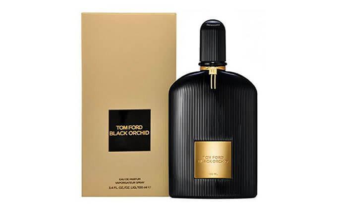 2 בושם לאישה ולגבר Tom Ford Black Orchid