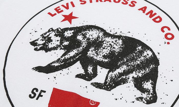 11 חולצות קצרות לגברים של ליוייס LEVIS עשויות 100% כותנה