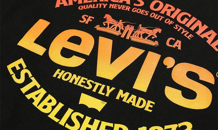 13 חולצות קצרות לגברים של ליוייס LEVIS עשויות 100% כותנה