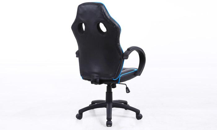 7 כיסא גיימרים על גלגלים